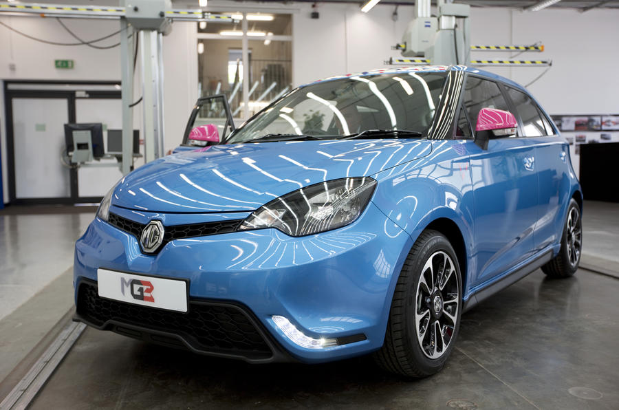 new mg 3 hatchback will cost less than 10 000. Black Bedroom Furniture Sets. Home Design Ideas