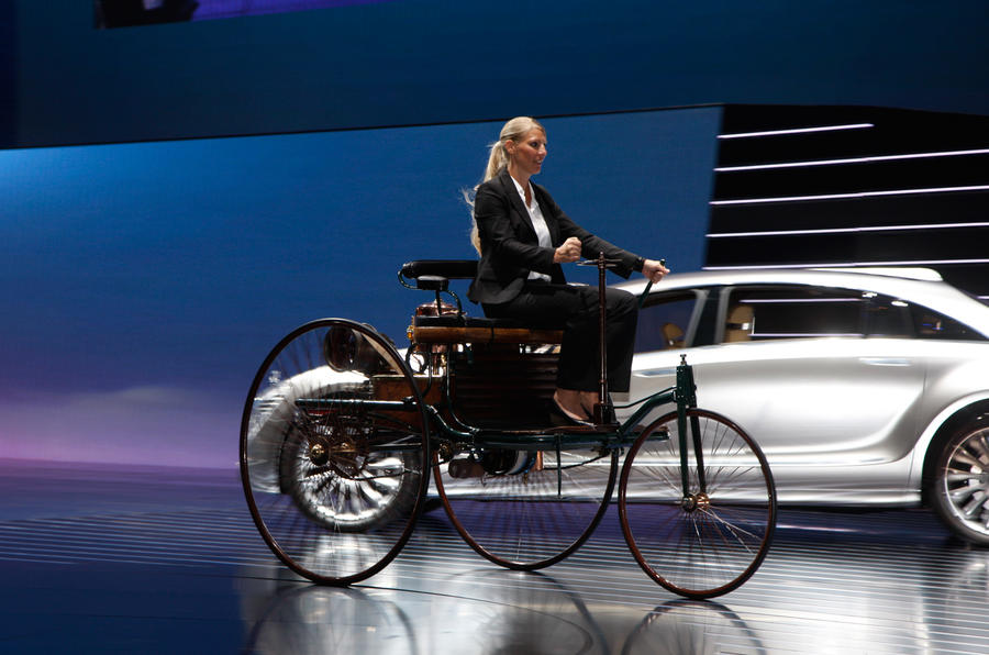 My money is on the new S-class brand