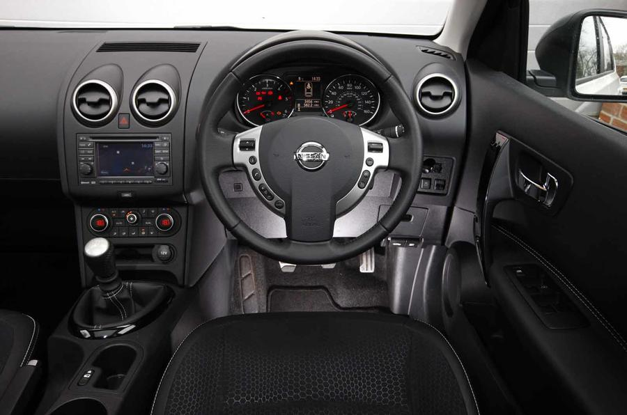 Nissan Qashqai 360 1.6dCi first drive review review   Autocar