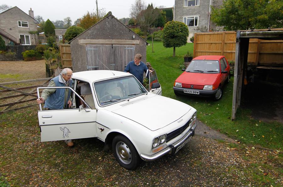 The Million Kilometre Peugeot 504