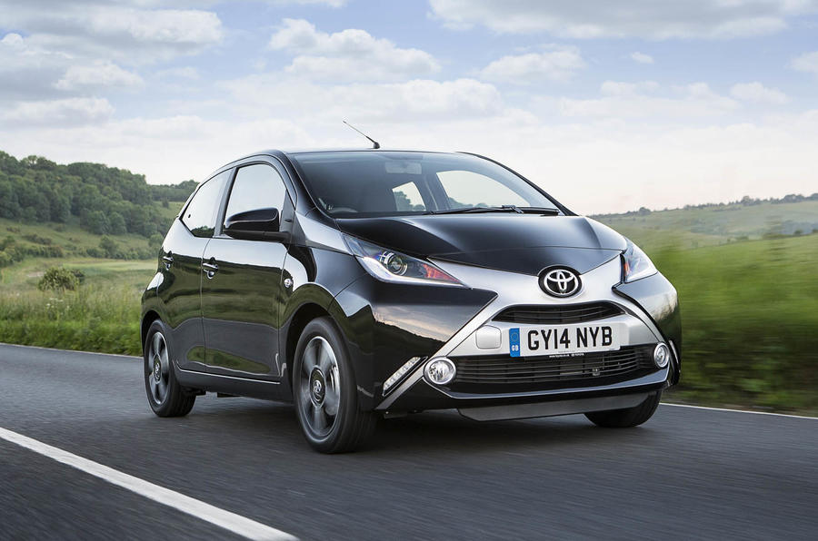 Toyota Aygo first drive review
