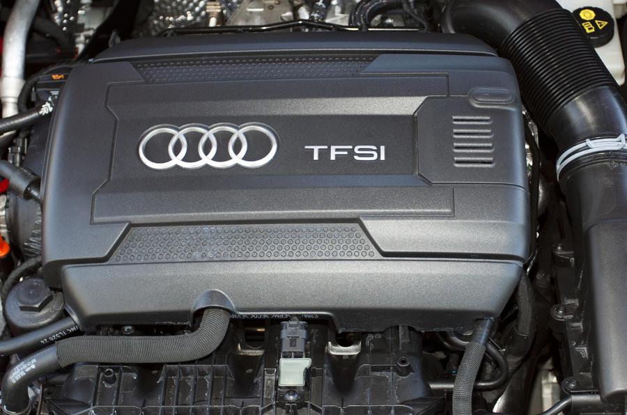 1.8-litre TFSI Audi A3 engine
