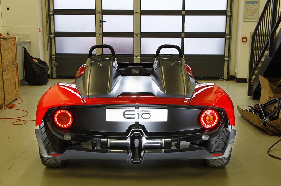 Zenos E11