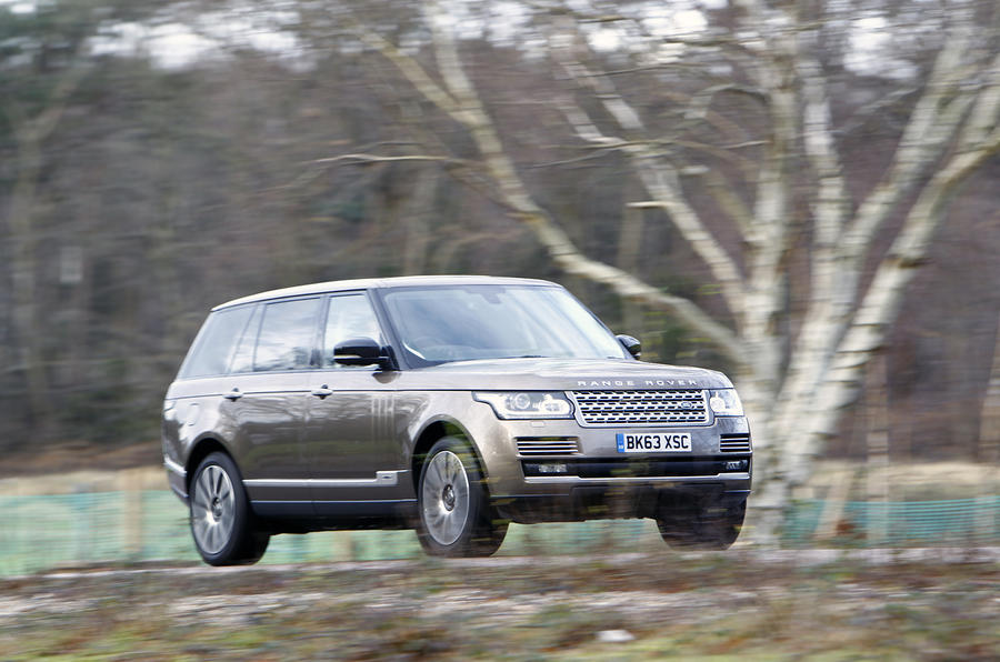 Range Rover L Autobiography TDV8 first drive review