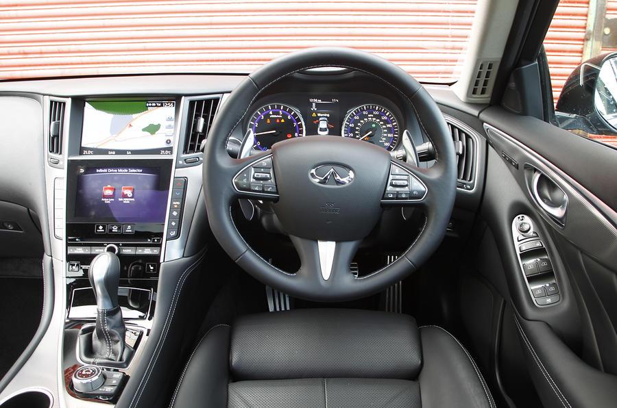 Infiniti Q50S Hybrid first drive review