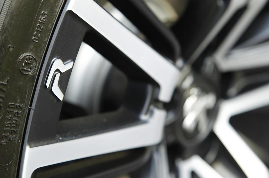 19in Peugeot RCZ R alloys