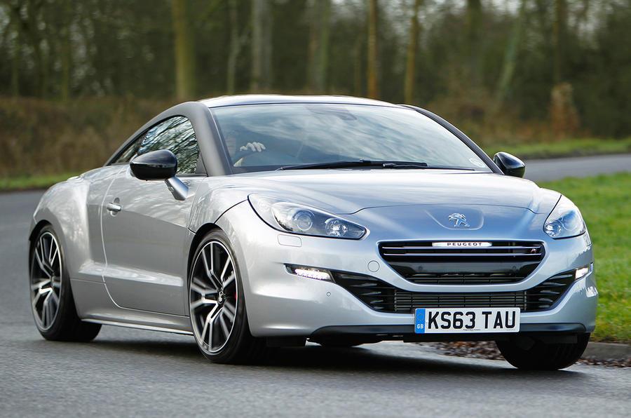 Peugeot looks to sporty core models, leaving RCZ's future uncertain