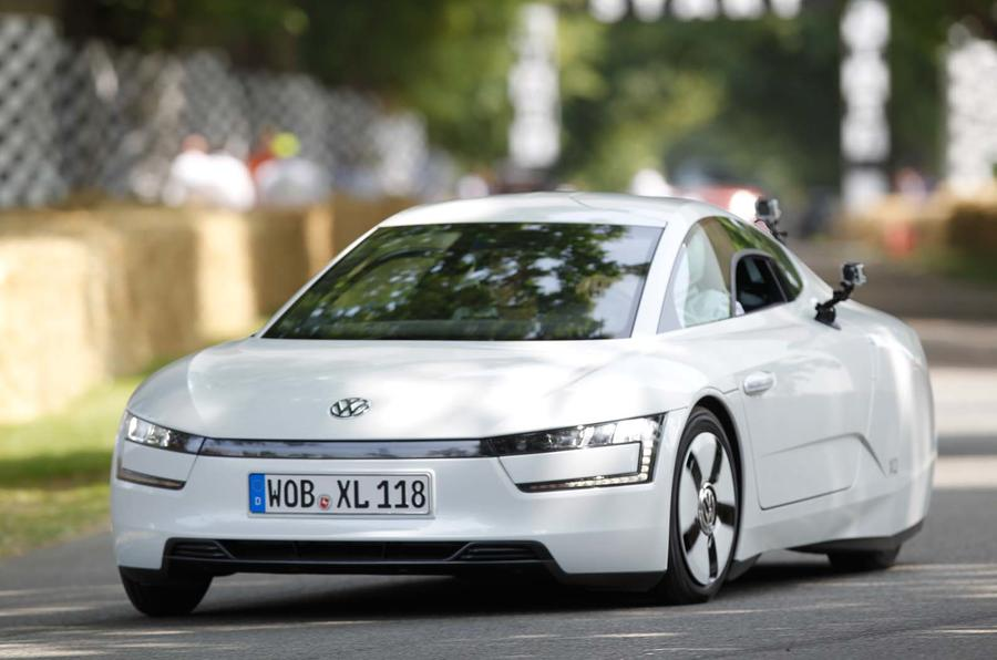 Goodwood Festival of Speed 2013: live show gallery