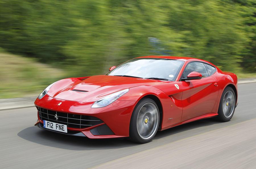 Ferrari F60 America unveiled