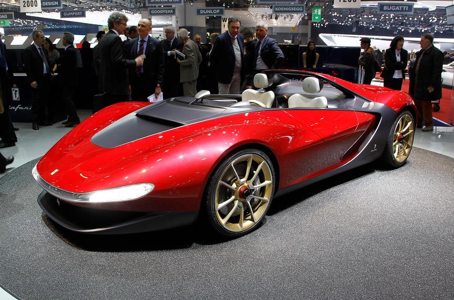 Pininfarina Sergio to get limited production run