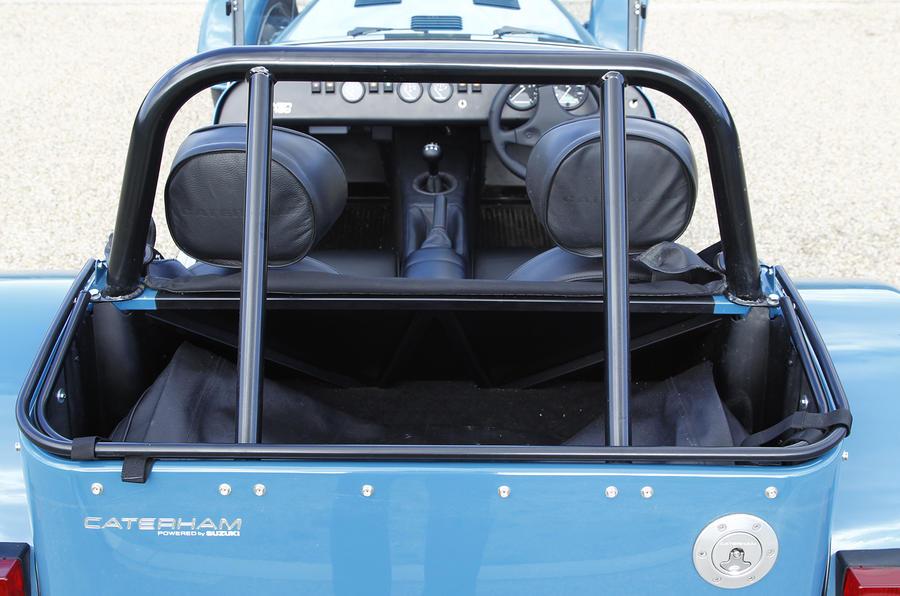 Caterham 160 roll cage