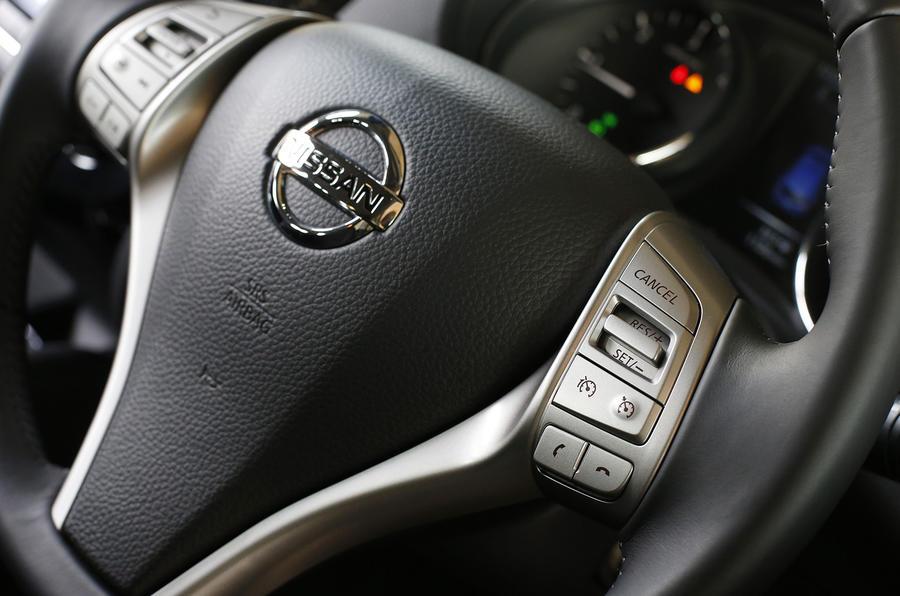 2014 Nissan Qashqai first drive review