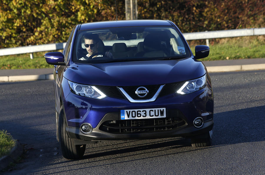 2014 Nissan Qashqai first drive review