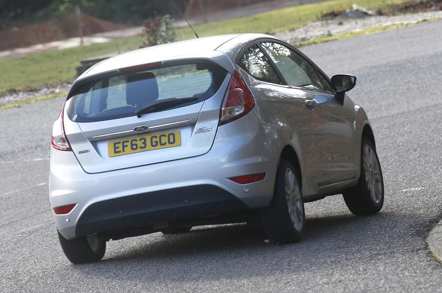 Ford Fiesta Ecoboost Powershift first drive review