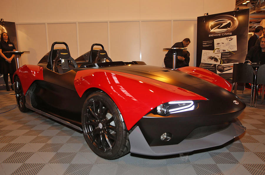 Quick news: Zenos in the US; Venom GT special; Audi's Le Mans livery