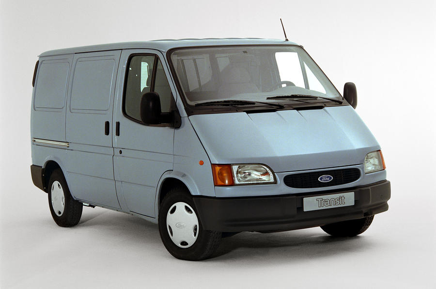 history of the ford transit picture special. Black Bedroom Furniture Sets. Home Design Ideas