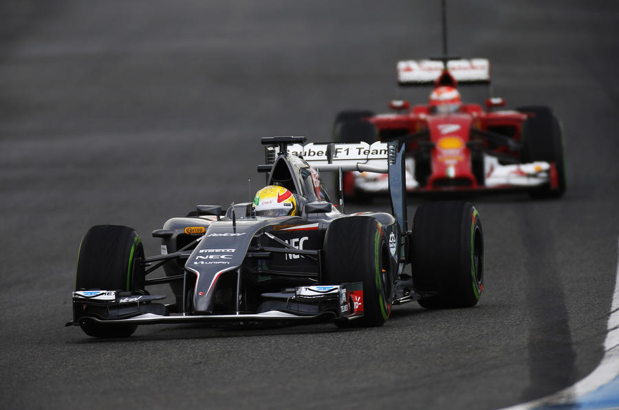 Formula 1 is back: 10 reasons to get excited – plus first testing pics