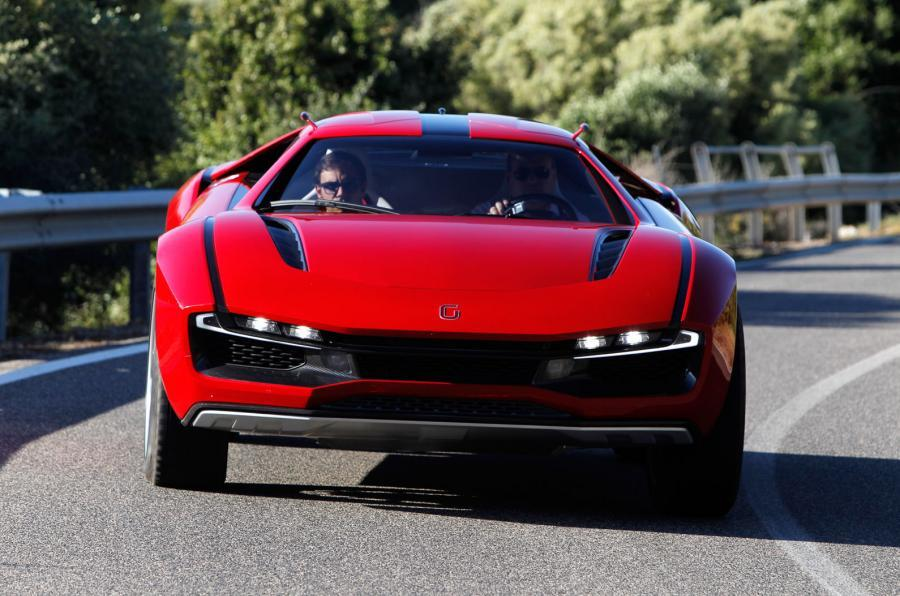 The £135,600 ItalDesign Giugiaro Parcour