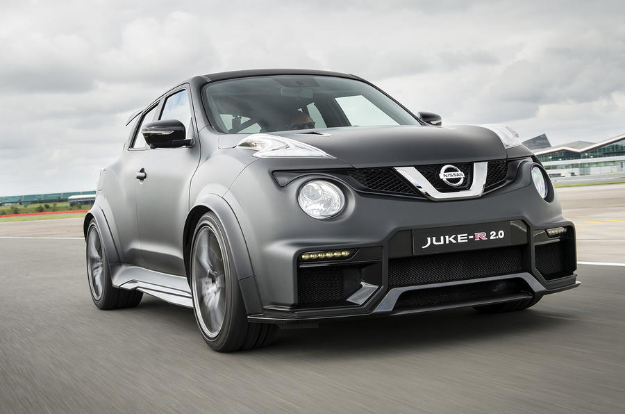 Nissan Juke-R Review (2017) | Autocar