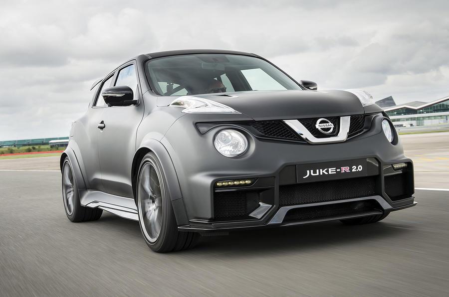 Superior Nissan Juke R