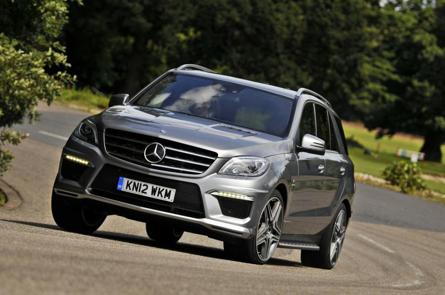 S 63 Amg 2017 >> Mercedes-AMG ML 63 2012-2015 Review (2017) | Autocar