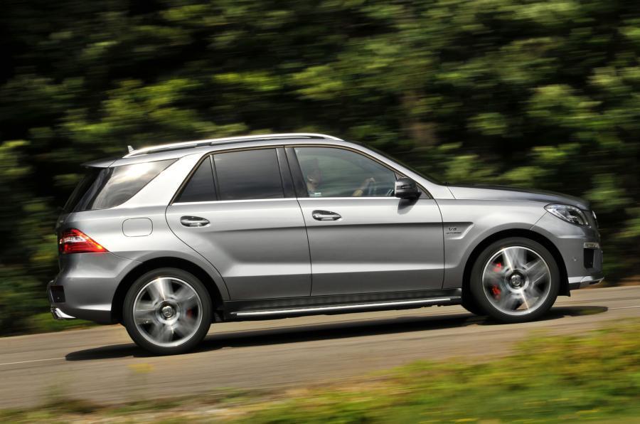 £82,995 Mercedes-AMG ML 63