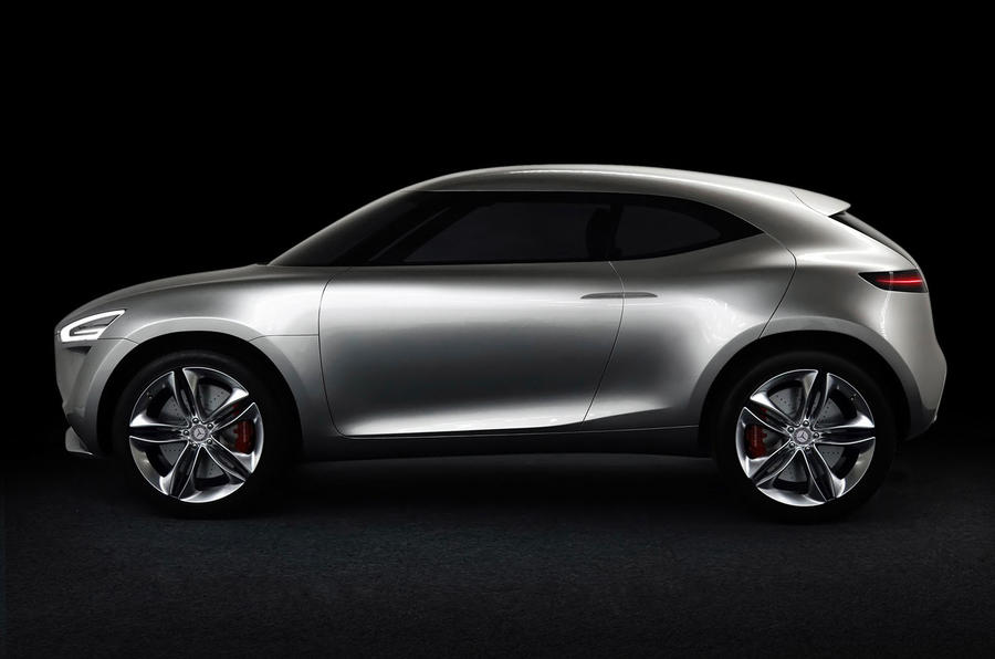 Mercedes previews Audi Q1 rival with new G-Code concept