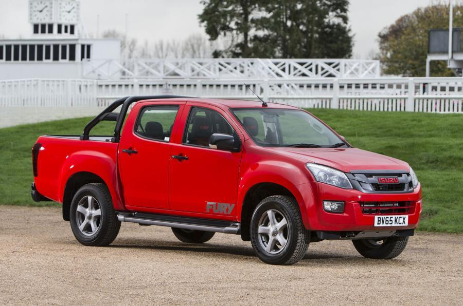 isuzu d max fury review 2016 autocar. Black Bedroom Furniture Sets. Home Design Ideas