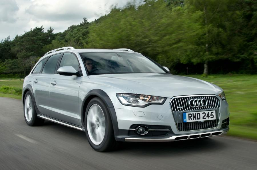 Audi A6 Allroad Review 2018 Autocar