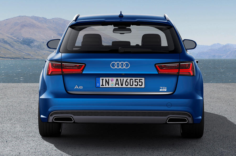 2014 Audi A6 Avant 2.0 TDI ultra first drive review