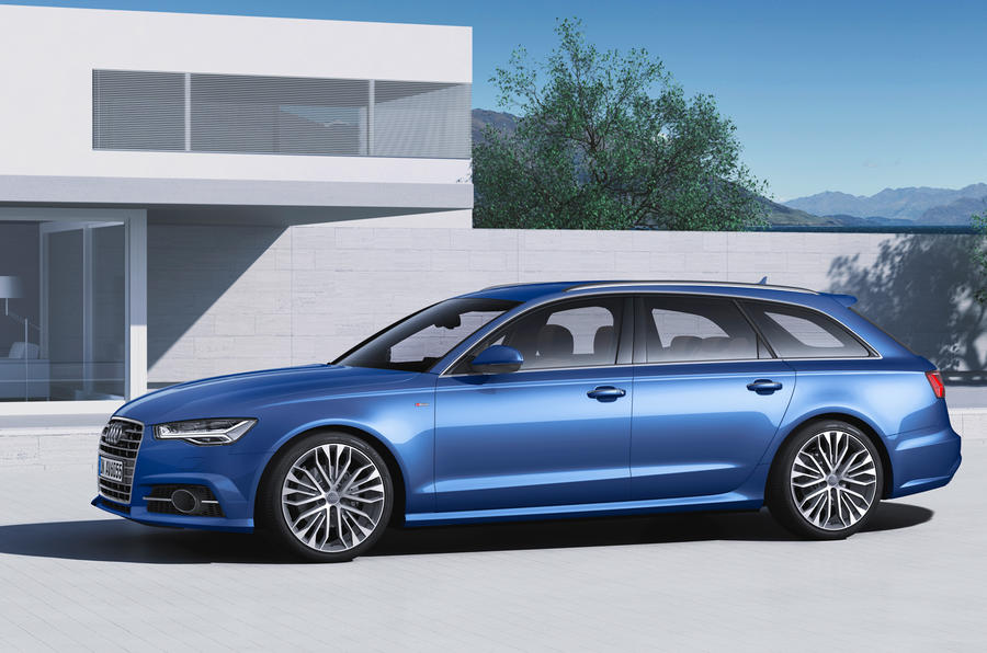 2014 Audi A6 Avant 2 0 Tdi Ultra S Tronic S Line First Drive