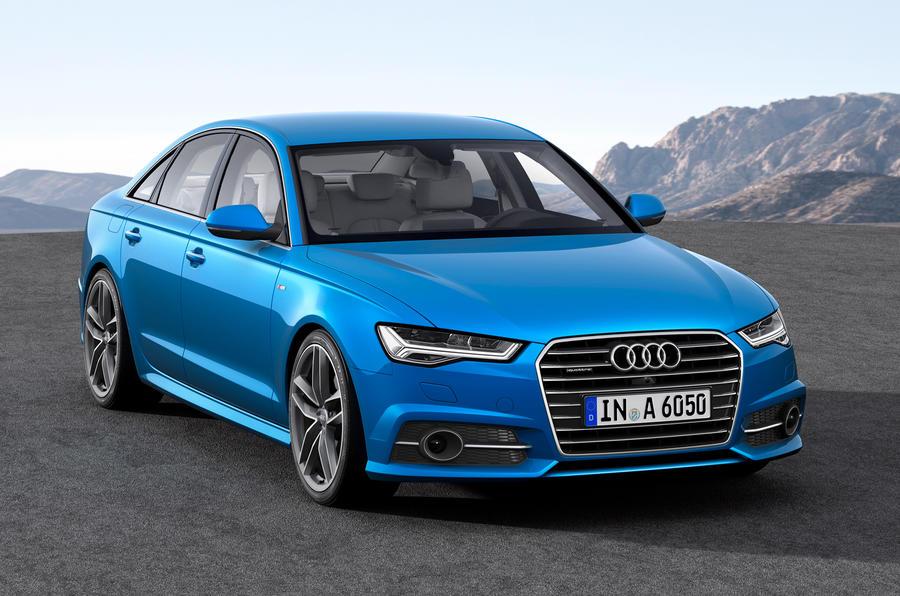 2014 Audi A6 Avant 2.0 TDI ultra first drive review