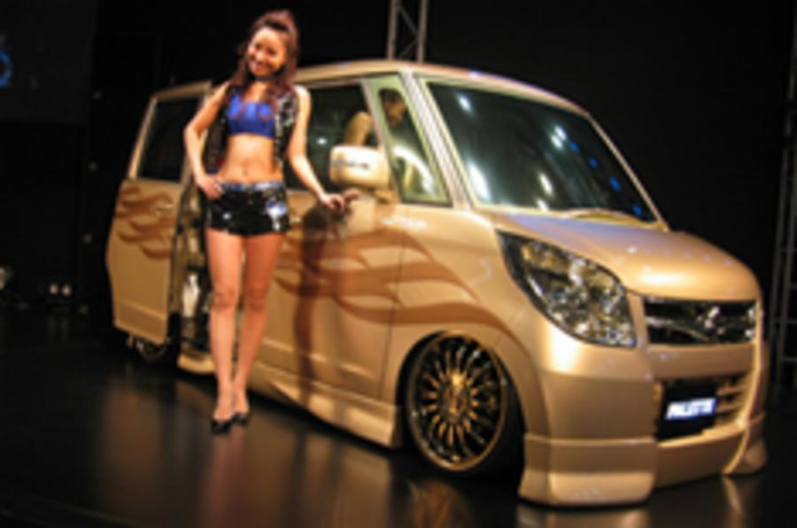 Tokyo Auto Salon 2008: show report