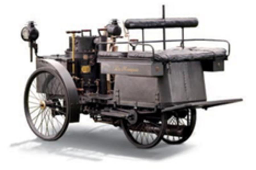 World's oldest car for sale