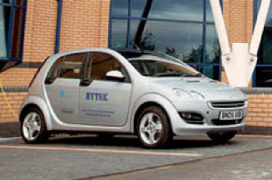 Brit firm creates diesel hybrid first