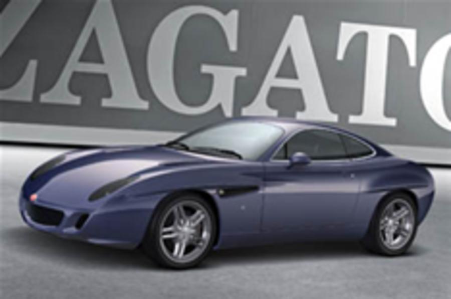 Zagato's 21st-century Diatto