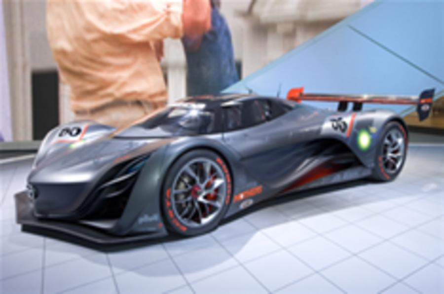 Mazda Furai: 'wind' never looked so good