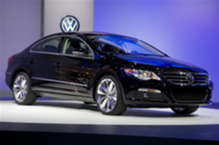 VW Passat CC gets a mixed reaction