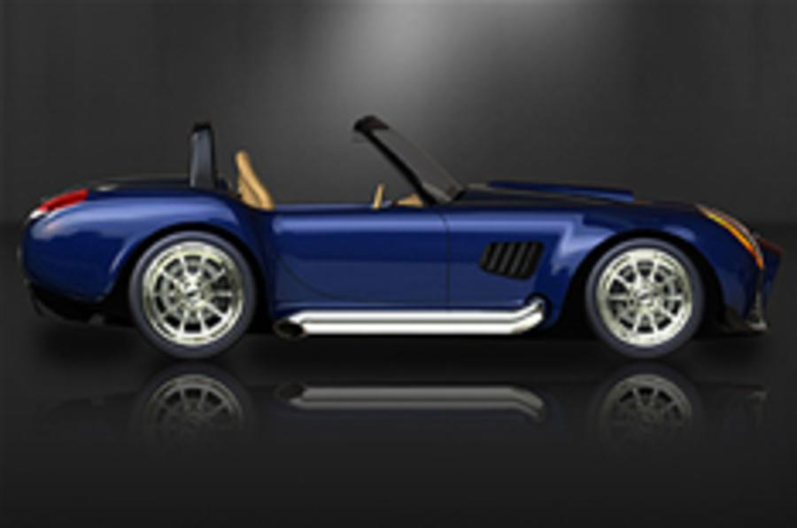 800bhp AC roadster