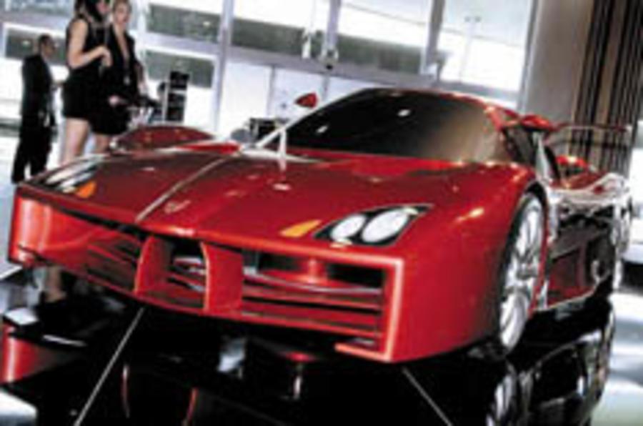 New Brit supercar to rival McLaren F1