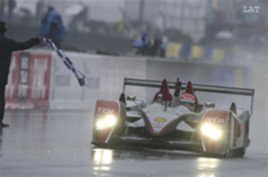 Le Mans 2007: race report