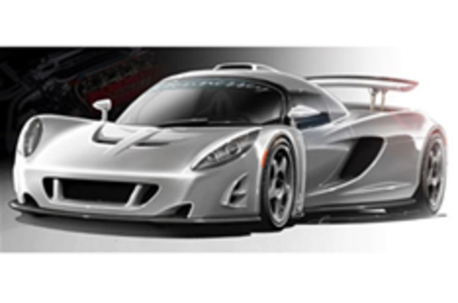 Meet Texas' new supercar: Venom GT