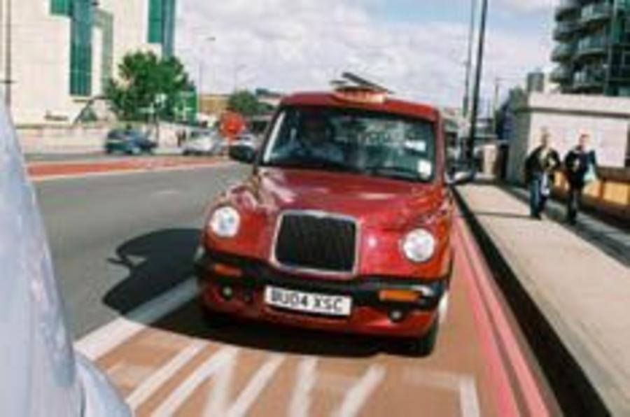 Livingstone gets tough on London Taxis