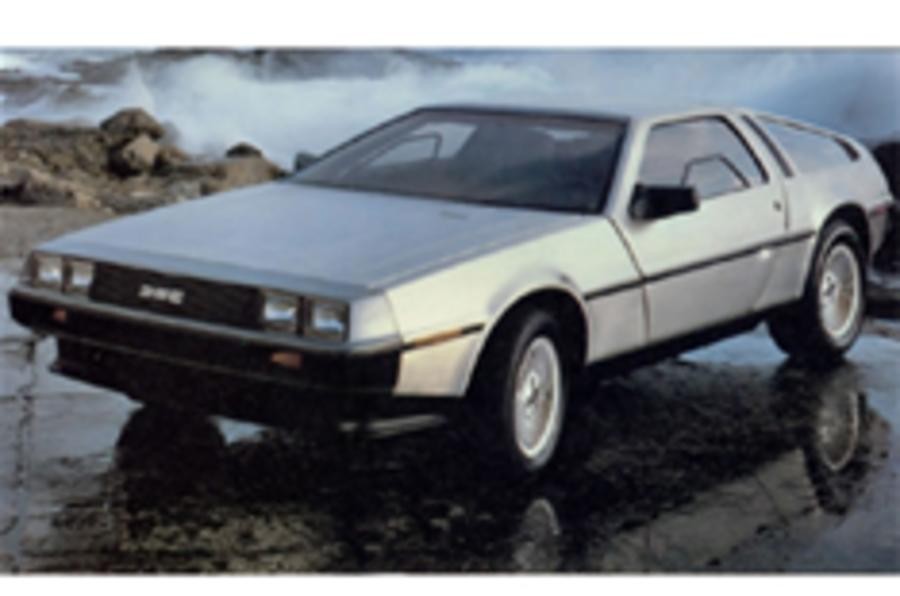 De Lorean comes back to the future