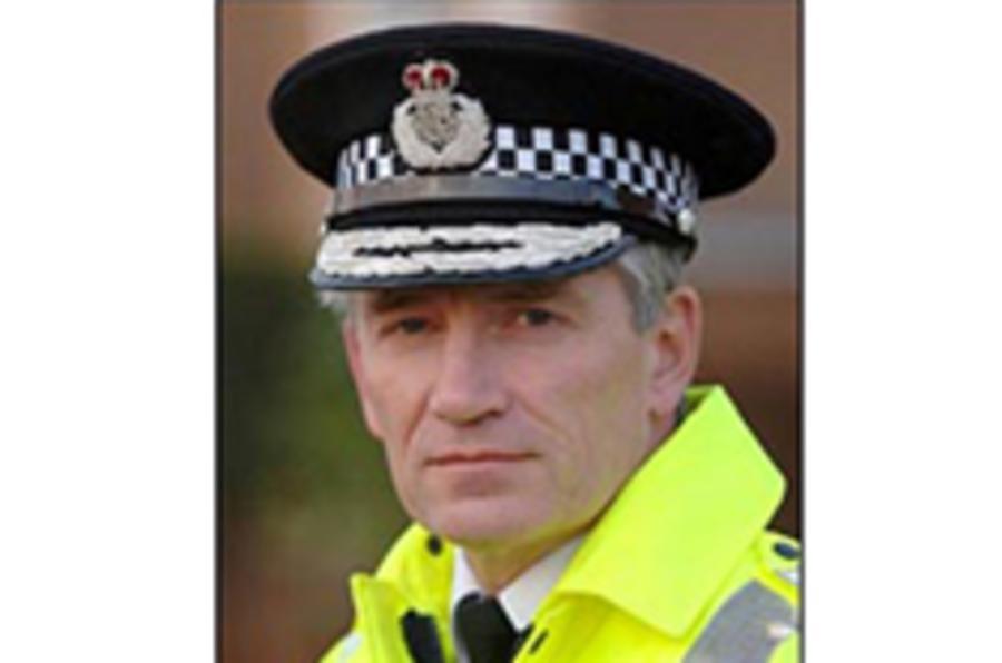 Top cop gets speeding trial put-off