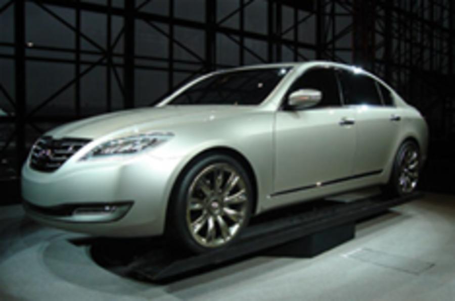 Hyundai may create new upmarket brand