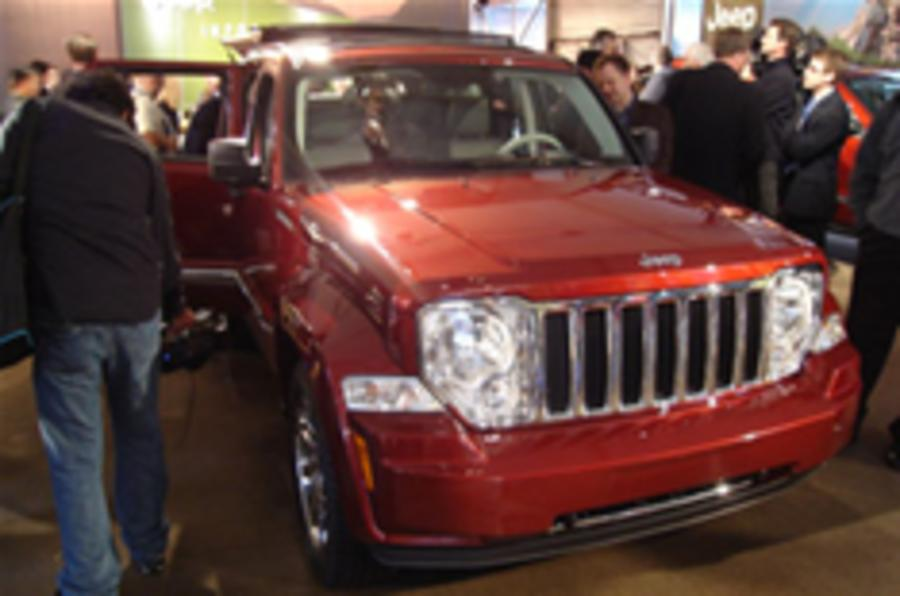 Better-driving Cherokee muscles in