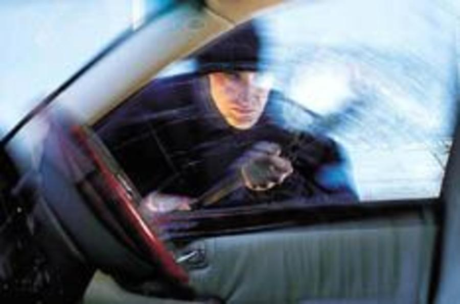 Vehicle crime unit gets £300k