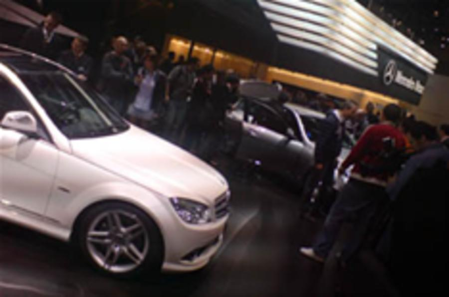 C-class gets double reception in Geneva
