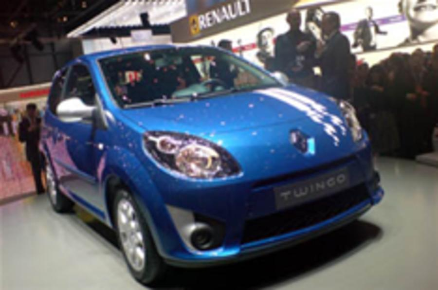 New Twingo arrives – and UK will get it